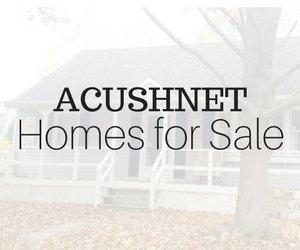 Acushnet Center Homes for Sale