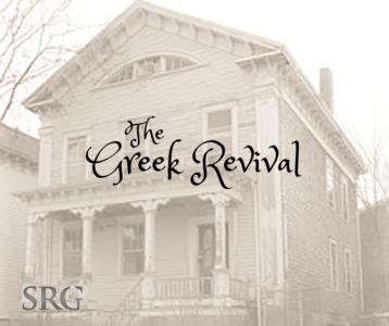 Greek Revival Style Homes